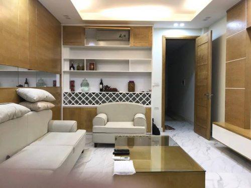 Thi công nội thất bền đẹp cho khách hàng và phản hồi sau 1 năm