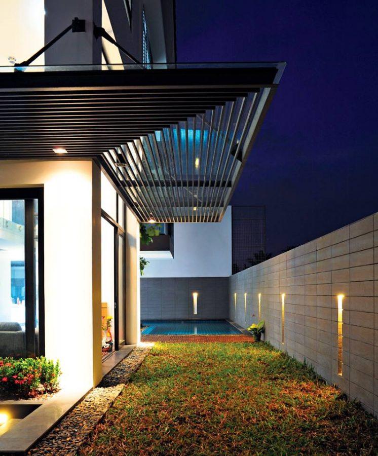 Kiến trúc biệt thự-thiết kế biệt thự