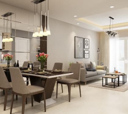 Thiết kế thi công nhà phố Đại Kim-Hoàng Mai