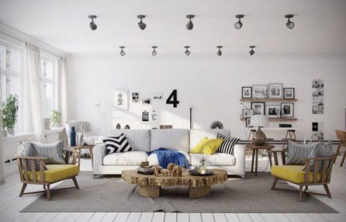 Quy trình thiết kế thi công nội thất