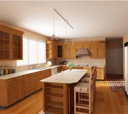 Thi công nội thất gỗ cho khách hàng Phạm Bá Tuyên