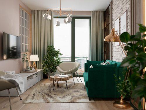 Tiết lộ tính cách qua 7 phong cách thiết kế nội thất phổ biến