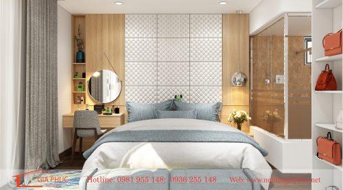 Thiết kế căn hộ 1204 – Green Star Long Biên